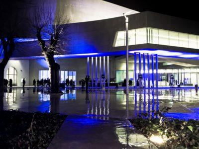 05 marzo 2013 - Inaugurazione Fly to Baku, Museo Maxxi