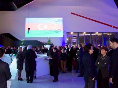 05 marzo 2013 - Inaugurazione di Fly to Baku, Roma