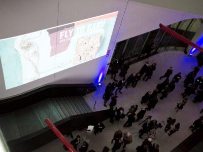 05 marzo 2013 - Inaugurazione di Fly to Baku, Roma_2