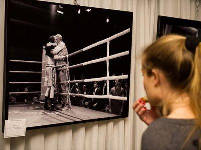 27 marzo 2013_Inaugurazione Mostra Fotografica BOXE ARTE NOBILE, Hotel Sheraton Four Points_3