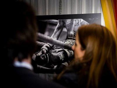 27 marzo 2013_Inaugurazione Mostra Fotografica BOXE ARTE NOBILE, Hotel Sheraton Four Points_4