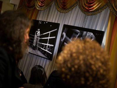 27 marzo 2013_Inaugurazione Mostra Fotografica BOXE ARTE NOBILE, Hotel Sheraton Four Points_5