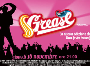 Anteprima musical Grease 2006