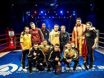 Astana Arlans Kazakhstan vs Dolce & Gabbana Italia Thunder - Teams