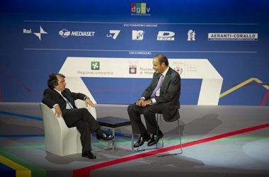DGTVi - Renato Brunetta e Bruno Vespa