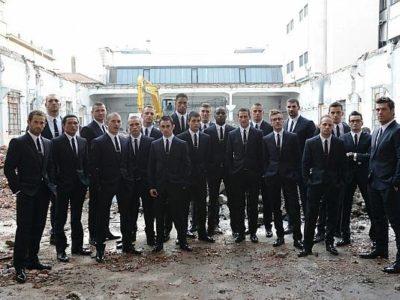 Dolce & Gabbana Italia Thunder - The Team