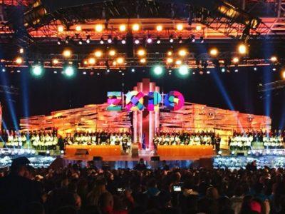 EXPO The Closing Ceremony