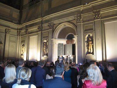 Firenze 05 giugno 2013 - Dan Brown presenta Inferno - Discorso di Dan Brown
