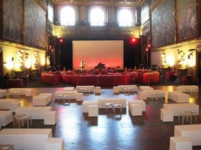Firenze 05 giugno 2013 - Dan Brown presenta Inferno_Dinner party a Palazzo Vecchio