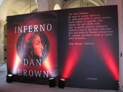 Firenze 05 giugno 2013 - Dan Brown presenta Inferno_Io sono l'ombra. Io sono la vostra salvezza....