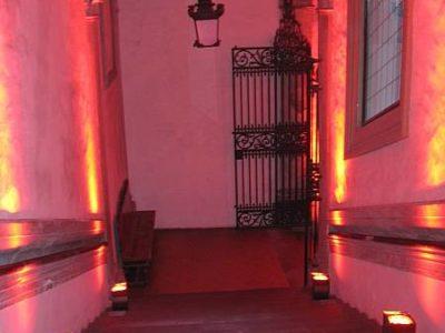 Firenze 05 giugno 2013 - Dan Brown presenta Inferno_L'ingresso di Palazzo Vecchio