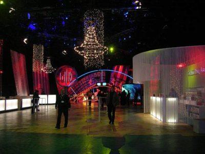Mediaset 2008 - Natale Aziendale - Le Iene