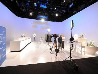 Mediaset 2012 - Studi Televisivi