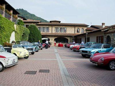 Meeting Brembo Franciacorta - Transfer con Auto d'Epoca