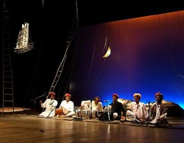 Premio Takunda 2004 - Danze indiane