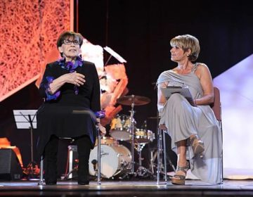 Premio Takunda 2010 - Franca Valeri e Lella Costa