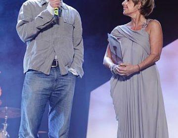 Premio Takunda 2010 - Niccolò Fabi e Lella Costa