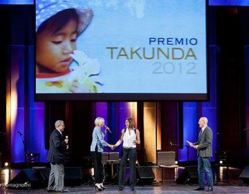 Premio Takunda 2012 - La Pina - Premio Comunicazione a SOS Villaggi