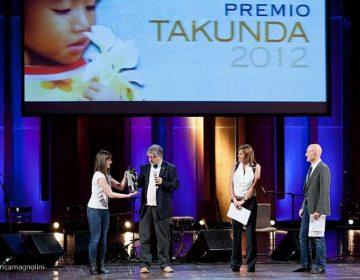 Premio Takunda 2012 - Premio Miglior Progetto a Marco Scarpati