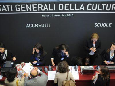 Stati Generali della Cultura - Accreditation