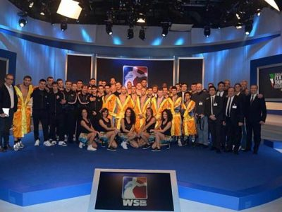 WSB Season IV - Dolce & Gabbana Italia Thunder Boxing Team