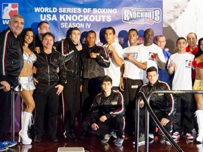 WSB Season IV - Official Weigh In_USA Knockouts vs Dolce & Gabbana Italia Thunder